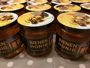 Unser Bienenhonig Imkerei Bachmann Samstagern